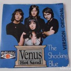 Discos de vinilo: THE SHOCKING BLUE - VENUS. Lote 70192894