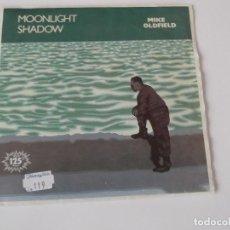 Discos de vinilo: MIKE OLDFIELD - MOONLIGHT SHADOW. Lote 70118753