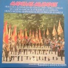 Discos de vinilo: MARCHAS MILITARES. GRAMUSIC GM-459. AÑO 1976. Lote 70129565