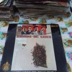 Discos de vinilo: AMIGOS DE GINES. VOL. 1. SEVILLANAS DE PRIMAVERA. MB3. Lote 70131361