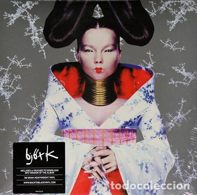 LP BJÖRK HOMOGENIC VINILO THE SUGARCUBES (Música - Discos - LP Vinilo - Pop - Rock Extranjero de los 90 a la actualidad)