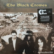 Discos de vinilo: 2LP THE BLACK CROWES THE SOUTHERN HARMONY AND MUSICAL COMPANION VINILO. Lote 70163785