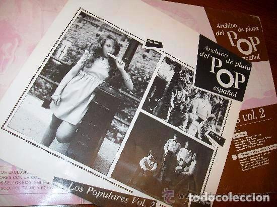 ARCHIVO DE PLATA DEL POP ESPAÑOL (2 LP´S) KARINA - PIC-NIC - LOS PAYOS - CÁNOVAS ADOLFO Y GUZMÁN (Música - Discos de Vinilo - Maxi Singles - Grupos Españoles de los 70 y 80)