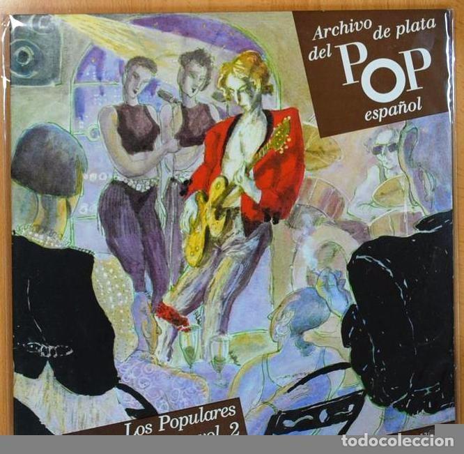 Discos de vinilo: ARCHIVO DE PLATA DEL POP ESPAÑOL (2 lp´s) KARINA - PIC-NIC - LOS PAYOS - CÁNOVAS ADOLFO Y GUZMÁN - Foto 3 - 70167601