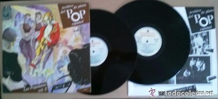 Discos de vinilo: ARCHIVO DE PLATA DEL POP ESPAÑOL (2 lp´s) KARINA - PIC-NIC - LOS PAYOS - CÁNOVAS ADOLFO Y GUZMÁN - Foto 4 - 70167601
