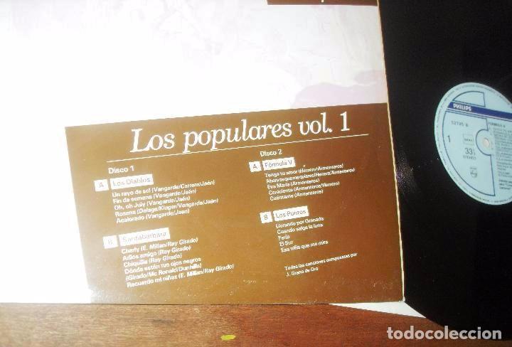 Discos de vinilo: ARCHIVO DE PLATA DEL POP ESPAÑOL (2 lp´s) KARINA - PIC-NIC - LOS PAYOS - CÁNOVAS ADOLFO Y GUZMÁN - Foto 6 - 70167601