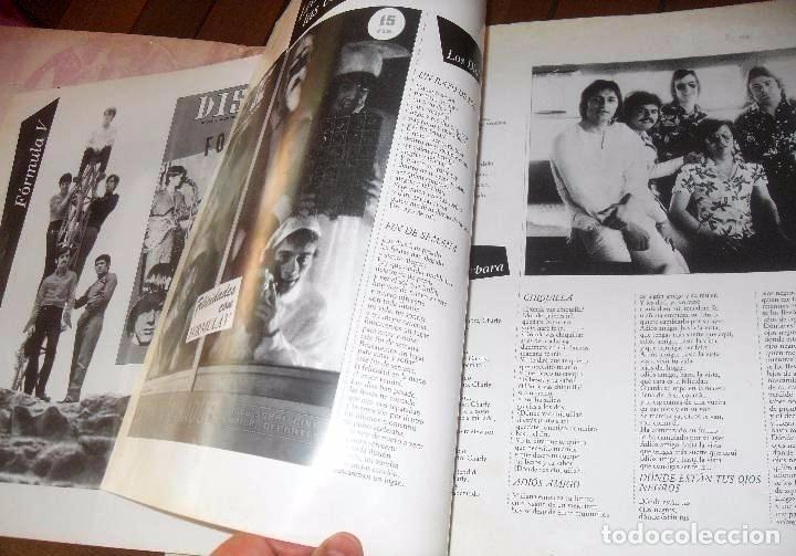 Discos de vinilo: ARCHIVO DE PLATA DEL POP ESPAÑOL (2 lp´s) KARINA - PIC-NIC - LOS PAYOS - CÁNOVAS ADOLFO Y GUZMÁN - Foto 8 - 70167601