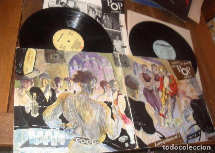 Discos de vinilo: ARCHIVO DE PLATA DEL POP ESPAÑOL (2 lp´s) KARINA - PIC-NIC - LOS PAYOS - CÁNOVAS ADOLFO Y GUZMÁN - Foto 9 - 70167601