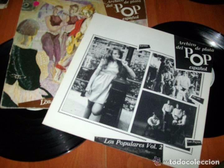 Discos de vinilo: ARCHIVO DE PLATA DEL POP ESPAÑOL (2 lp´s) KARINA - PIC-NIC - LOS PAYOS - CÁNOVAS ADOLFO Y GUZMÁN - Foto 10 - 70167601