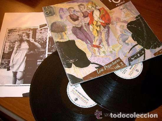 Discos de vinilo: ARCHIVO DE PLATA DEL POP ESPAÑOL (2 lp´s) KARINA - PIC-NIC - LOS PAYOS - CÁNOVAS ADOLFO Y GUZMÁN - Foto 12 - 70167601