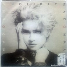 Discos de vinilo: MADONNA. HOLIDAY/ I KNOW IT. SIRE-WEA, SPAIN 1983 (SINGLE PROMOCIONAL). Lote 70174537
