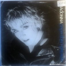 Discos de vinilo: MADONNA. PAPA DON'T PREACH/ AIN'T NO BIG DEA. SIRE-WEA, SPAIN 1984 (SINGLE PROMOCIONAL). Lote 70174937