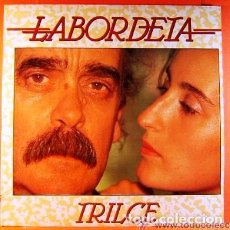 Discos de vinilo: JOSE ANTONIO LABORDETA TRILCE 1 LP. Lote 70176461