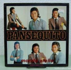 Discos de vinilo: PANSEQUITO. LP. Lote 70198213