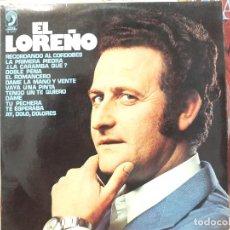 Discos de vinilo: EL LOREÑO -LP. Lote 70200849