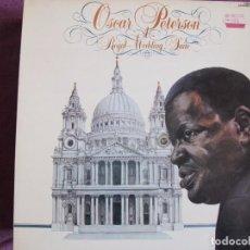 Discos de vinilo: LP - OSCAR PETERSON - A ROYAL WEDDING SUITE (SPAIN, PABLO RECORDS 1981). Lote 70216917
