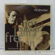 Discos de vinilo: THE PRISONER - M.C. Nº 6 - FAB - MCGOOHAN - TELSTAR 1990 - MUY BUEN ESTADO. Lote 70224193