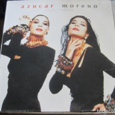 Discos de vinilo: AZÚCAR MORENO - MAMBO - LP EPIC 1991. Lote 70226289