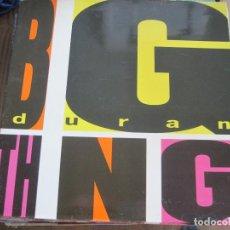 Discos de vinilo: DURAN DURAN - BIG THING - LP EMI 1988. Lote 70229697
