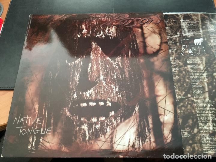 Poison ( native tongue) lp españa 1993 (vin-k) - Sold