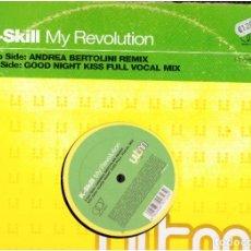 Discos de vinilo: VINILOS K-SKILL MY REVOLUTION. Lote 70262109