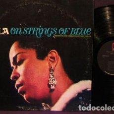 Discos de vinilo: DELLA RESE / DELLA ON STRINGS OF BLUE 1967 !! RARA EDIC ORIG USA !! EXC. Lote 70276421