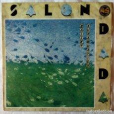 Discos de vinilo: SALON DADA, BALLET SUBACUATICO + 3 (ZAFIRO) MAXI SINGLE PROMOCIONAL. Lote 70288945