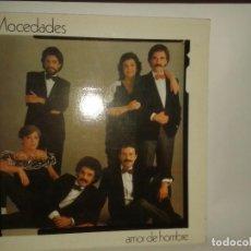 Discos de vinilo: MOCEDADES AMOR DE HOMBRE. Lote 70307509