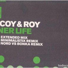 Discos de vinilo: VINILOS DECOY & ROY-INNER LIFE-CD SINGLE. Lote 70342761