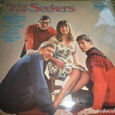 Discos de vinilo: THE FOUR & ONLY SEEKERS LP - EDICION HOLANDESA - MFP RECORDS 1964 - STEREO - MUY NUEVO (5).. Lote 70370521