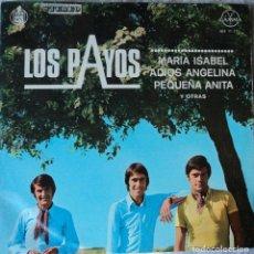 Discos de vinilo: LOS PAYOS - GRANDES EXITOS - 1.ª EDICION DE MÉXICO. Lote 70371745