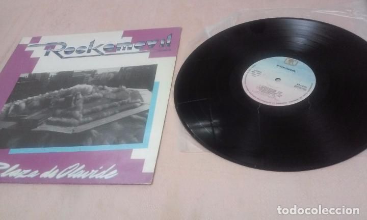 Discos de vinilo: ROCKMOVIL PLAZA DE OLAVIDE LP. ROCK ESPAÑOL - Foto 3 - 70373725