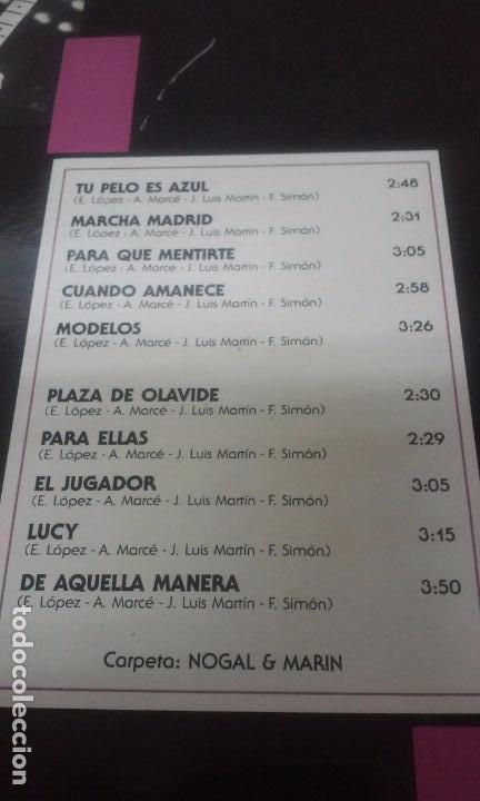 Discos de vinilo: ROCKMOVIL PLAZA DE OLAVIDE LP. ROCK ESPAÑOL - Foto 7 - 70373725