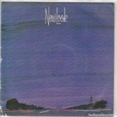 Discos de vinilo: NEW LOOK / C'EST LA MUSIQUE (MEDLEY) / SALUT LES COPAINS I(MEDLEY) SINGLE 1988. Lote 70420125
