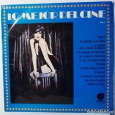 Discos de vinilo: LO MEJOR DEL CINE VOL. 1 - ORQUESTA HERMAN HELMER - LP. Lote 70445669
