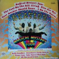 Discos de vinilo: THE BEATLES - MAGICAL MYSTERY TOUR - EDICIÓN DE JAPÓN - CON LIBRETO. Lote 70464909