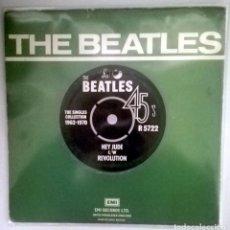 Discos de vinilo: THE BEATLES HEY JUDE REVOLUTION. Lote 70470293