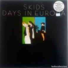 Discos de vinilo: SKIDS. DAYS IN EUROPA. ( BILL NELSON). LP UK. Lote 70475309