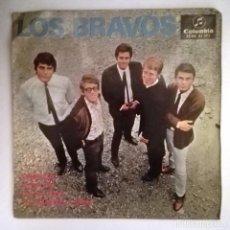 Discos de vinilo: LOS BRAVOS SIMPATHY. Lote 70475981