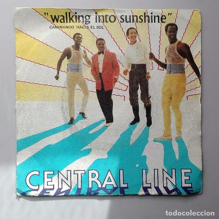 CENTRAL LINE WALKING INTO SUNSHINE (Música - Discos - Singles Vinilo - Disco y Dance)