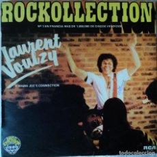 Discos de vinilo: LAURENT VOULZY - ROCKOLLECTION - EDICIÓN DE 1977 DE ESPAÑA. Lote 70483917