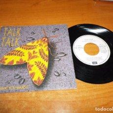 Discos de vinilo: TALK TALK LIFE´S WHAT YOU MAKE IT / IT´S GETTING LATE IN THE EVENING SINGLE VINILO PROMO ESPAÑOL . Lote 70489229