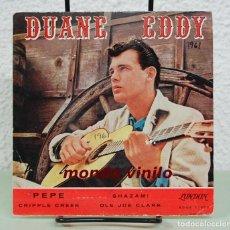 Discos de vinilo: DUANE EDDY. EP. Lote 70490109
