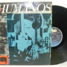 Discos de vinilo: VINILO - LOS INHUMANOS - EPIC CBS 1984. Lote 70495929