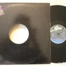 Discos de vinilo: THE S.O.S BAND GROOVIN' MAXI SINGLE VINYL MADE IN SPAIN 1982. Lote 70496841