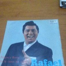 Discos de vinilo: RAFAEL FARINA. TRIGOS Y FLORES. EN LA CAMA ME SENTE. MB2. Lote 70509005