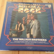 Discos de vinilo: THE WALKER BROTHERS -THE WALKER BROTHERS-SCOT WALKER . Lote 70514833
