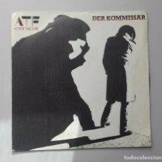 Discos de vinilo: AFTER THE FIRE -DER KOMMISSAR-. Lote 70518329