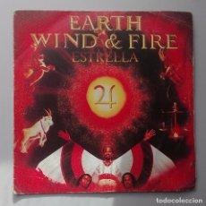 Discos de vinilo: EARTH WIND AND FIRE -ESTRELLA-. Lote 70523425