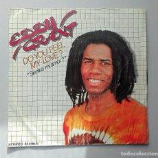 Discos de vinilo: EDDY GRANT -DO YOU FEEL MY LOVE-. Lote 70523757